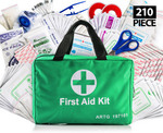 Emergency FirstAid Kits from COTD - 210 Piece for $19.70 and 78 Piece for $9.99 + Shipping