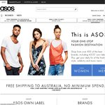 25% OFF Full Priced Items at ASOS