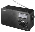 Sony XDR-S60DBP Digital Radio $115.20 after Promo Code GET20BACK with Free Click & Collect @ DSE