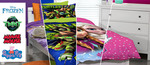Licensed Single Quilt Covers $19.95 Plus Delivery from Catch Of The Day (Frozen, Disney, TMNT+More)