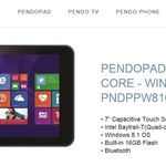 Pendo Pad 7 Full Windows 8.1 with Bing & 1 Year Office 365 Personal $89 @ Coles Supermarkets