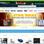 ThinkGeek Free International Shipping for Orders over USD $150