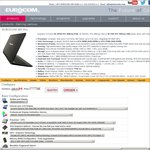 "Eurocom M5 Pro 15.6"" Gaming Laptop - $1524.60 CAD ($1560.24 AUD) 10% off Voucher + $195 CAD Post"