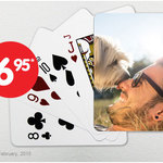 BIG W PHOTOS - $6.95 Personalised Playing Cards (Free Click and Collect) Usually $19.95