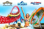 $69.99 for Unlimited VIP Pass Movieworld, Seaworld, Wet N Wild Valid till 30/6 - Scoopon