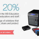 1TB My Passport Ultra (New) $79 Delivered @ 20% off and Free Shipping at WD Education Store