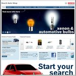 Bosch Aerotwin Wipers - 15% off All Wiper Blades. Free Shipping over $50