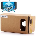 "Iblue DIY Cardboard 3D VR Glasses for 3.5"" - 5.5"" Mobile US $1.29 Delivered @ GearBest"