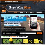 USA Prepaid SIM Card Sale - Simple Mobile 2GB $29 (55% off RRP) @ TravelSimsDirect
