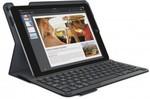 Logitech Keyboard Folio Type+ for iPad Air 2 Black $57.85 @ Dick Smith