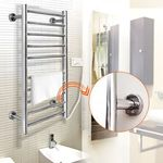 100W Heated Towel Rail $104.96 (Was: $149.95) + Shipping @ CrazySales