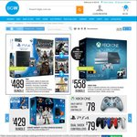PS4 1TB Assassin's Creed Syndicate Bundle + Uncharted + Watchdogs $489 + More @ Big W