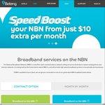 Belong - NBN 100GB at $45/Month for 12 Months