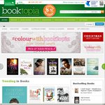 Booktopia Free Shipping (Eligible for Cashback)