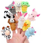25% off 10PCS/Set Mini Plush Animal Filling Finger Puppets US $4.03 (~AU $5.54) Shipped @LighTake