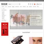Beauty Gifts with Purchase at Myer - Napoleon Perdis, Clinique Mens - & 50% off Some Sale Items