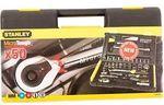 "Stanley Microtough Socket Set 1/4"" 1/2"" Drive - 50 Piece $41.65 @ Supercheap Auto (eBay)"