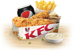 KFC - $5 Box (All Stores), 2 Sides for $5.95 (Xpress Stores Only)