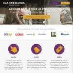 Win up to $500 in Federal Election Competition @ Cashrewards
