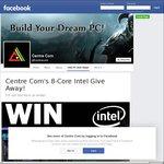 Win a Custom Corsair Gaming PC (Worth $4,000) @ Centre Com