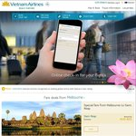 Vietnam Air to Moscow Return ex Syd $828, Melb $802 (Oct-Nov)