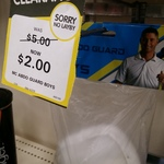 $2 Abdomen / Groin Guard for Cricket Players and Paint Ballers @ Big W