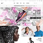 Nike 15% off Sitewide PLUS Cashrewards Cashback Increase to 8%