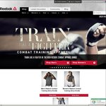 60% off Everything Including Sale @ Reebok (Free Shipping over $100)