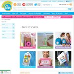 15% off Back to School Supplies @ Bright Star Kids