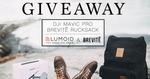 Win a DJI Mavic Pro Worth $1,699 & Brevitē Rucksack Worth $158 from Brevitē/Lumoid