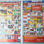 Panamax $0.69, Healthy Way Chia Seed 600g $5.99, DermaVeen 1L $14.99, Ego QV 1.25kg $15.99 +More @ Chemist Warehouse Balwyn VIC