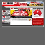 25% off Storewide @ Repco - This Weekend 11th - 12th March