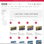 Myer Mid Season Sale: 25% off Selected LEGO & Sony Audio   20% off KitchenAid, Breville, Philips   Extra 5% off Via eBay