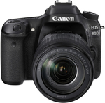 Canon 80D (with EF-S 18-135mm IS USM Lens) ($1759.2) at Myer