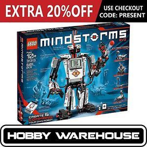 LEGO 31313 Mindstorms EV3 $339 20 @ Hobbywh eBay - OzBargain
