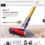 30% off Dyson Full Price Tools and Accessories @ Dyson.com.au