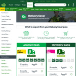 One Month Free Delivery from Woolworths ($100 Minimum Spend, May Be Targeted)