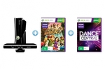 XBOX 360 250GB Kinect Dance Central Bundle $468 at Harvey Norman