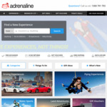 $25 off Everything on $119+ @ Adrenaline