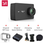 [Pre-Order] - YI 4K+ Action Camera (Black) 5in1 Package - USD $265.99 ($337 AUD) Delivered @ GeekBuying