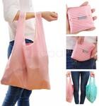 Reusable Folding Shopping Bag Tote Bag - Random Color US $0.60 (AU $0.78) Shipped @ Zapals