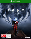 Prey Xbox One $9.95 at The Gamesmen - Part of 10 Titles under $10 ($2.95 Shipping to Metro or Free Click and Collect)