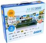 Laser Region Free Blu-Ray Player (Model BD3000) $69 at BigW (Online Order, Pickup, Or + Delivery)