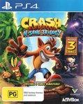 Crash Bandicoot N-Sane Trilogy PS4 Version $34.99 + $5.99 Delivery @ Amazon AU