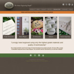 20% off Sitewide (Pet Memorial Plaques Custom Stone Engraving) @ Talking Stones