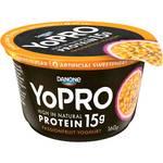 [QLD] ½ Price Danone Yopro Yoghurt Varieties 160gm $1.12 @ Woolworths