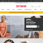 25% off Full Priced Items @ Cotton On