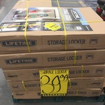 Lifetime Storage Locker $39.99 (Was $155) @ Bunnings