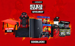 Win a Gaming Bundle incl a PS4 Pro with Red Dead Redemption 2 from X-Gamer Energy