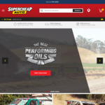 20% off RRP Storewide @ Supercheap Auto (Online & In-Store - Saturday)
